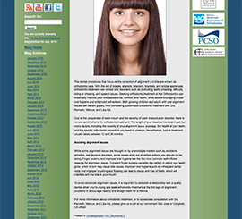 Kai Orthodontics WordPress Blog